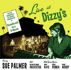 Purchase a CD or MP3 of Sue Palmer's Live at Dizzy's on iTunes, Amazon, or CD Baby Today