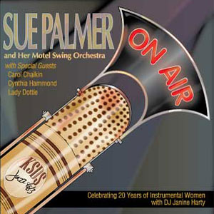 Purchase a CD or MP3 of Sue Palmer's On Air on iTunes, Amazon, or CD Baby Today