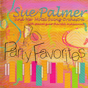 Purchase a CD or MP3 of Party Favorites on iTunes, Amazon, or CD Baby Today